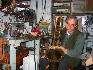 Peter Bannon's Orchestra Instrument Repair – Providing